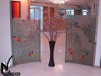 بلوک های شیشه ای _ تایل های شیشه ای