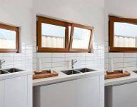 دو جداره لمینت در آشپزخانه
