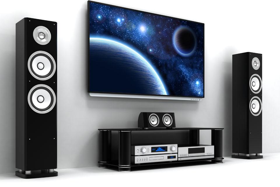 کیفیت صدای تلویزیون
