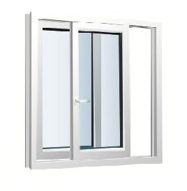 پنجره دوجداره کشویی