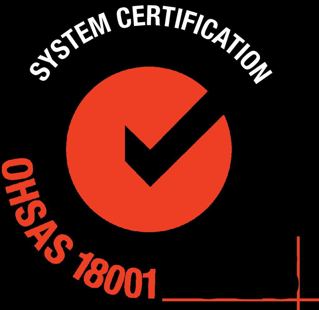 گواهینامه ایزو OHSAS