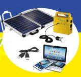 انواع پکیج خورشیدی پرتابل و ثابت