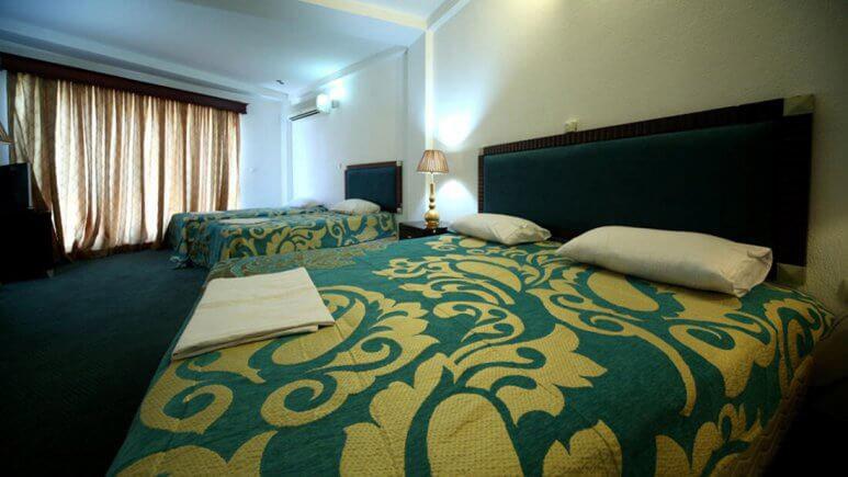 هتل کیش ارزان